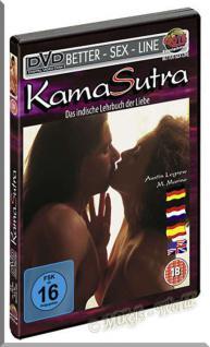 Erotik DVD KamaSutra - Die Kunst der Liebe