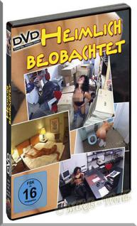 Erotik DVD Video - Heimlich beobachtet