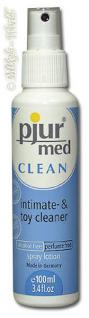 pjur med CLEAN Spray intimate- & toy cleaner 100 ml