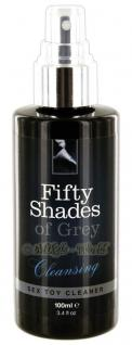 Fifty Shades of Grey - Cleansing Sex Toy Cleaner 100 ml
