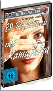 Erotik DVD Video - 69 Positionen des Kamasutra