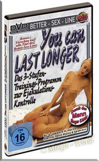 Erotik DVD Video - You can last longer