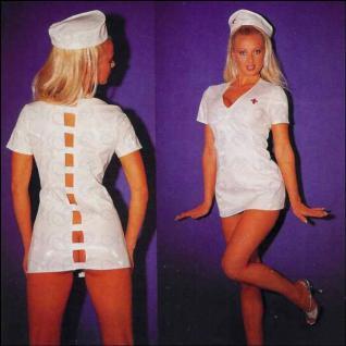 Mini Kleid Krankenschwester-Dream Nurse - Gr. S-L