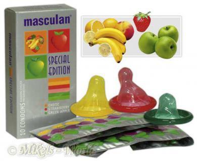 Masculan Special Edition Kondom 10er