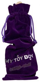 My Toy Boy Samtbeutel violett