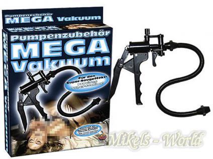 Scherengriff Vakuum Pumpe