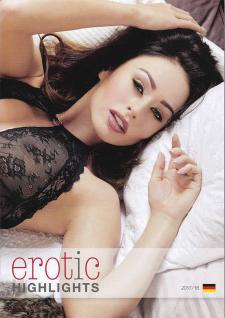 Dessous Katalog Erotic Highlights 2015/16