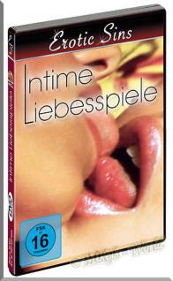 Erotik DVD Video - Erotic Sins Intime Liebesspiele