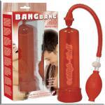 Penispumpe Bang Bang red