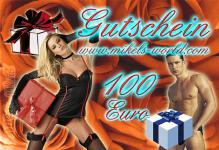 Geschenk-Gutschein im Wert von 100 Euro