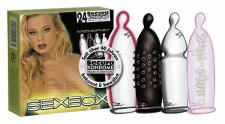Secura Kondom Sexbox 24er Mix