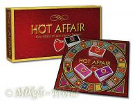Erotik Partner Brett-Spiel HOT Affair - Brettspiel Game