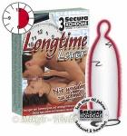 Secura Longtime Kondom mit Feuchtbeschichtung