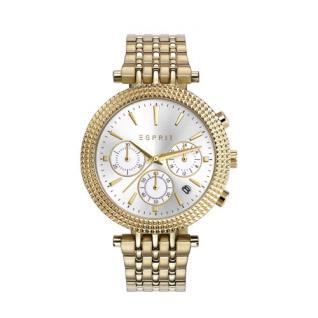 ESPRIT Damen Chronograph Gold ES108742003