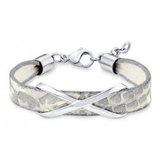 S.Oliver Leder Armband SO1349/01