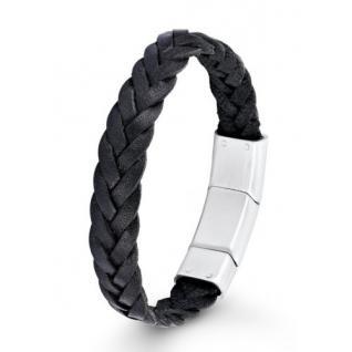 S.Oliver Herren Leder Armband SO682/01
