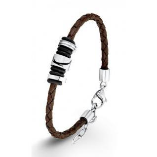 S.Oliver Herren Leder Armband SOK188/01