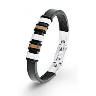S.Oliver Herren Leder Armband SOK194/01