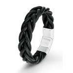 S.Oliver Herren Leder Armband SO1388/01