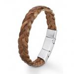 S.Oliver Herren Leder Armband SO552/01