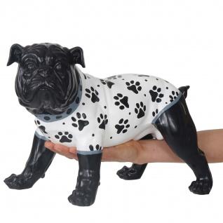 bulldogge statue g nstig sicher kaufen bei yatego. Black Bedroom Furniture Sets. Home Design Ideas