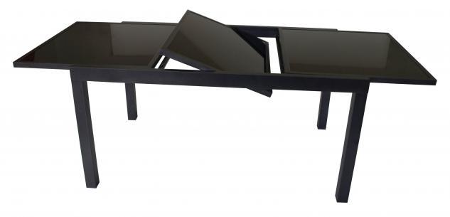 gartentisch ausziehbar online bestellen bei yatego. Black Bedroom Furniture Sets. Home Design Ideas