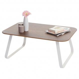 Tisch walnuss g nstig sicher kaufen bei yatego for Couchtisch 45x45