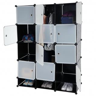 garderobe schwarz g nstig online kaufen bei yatego. Black Bedroom Furniture Sets. Home Design Ideas