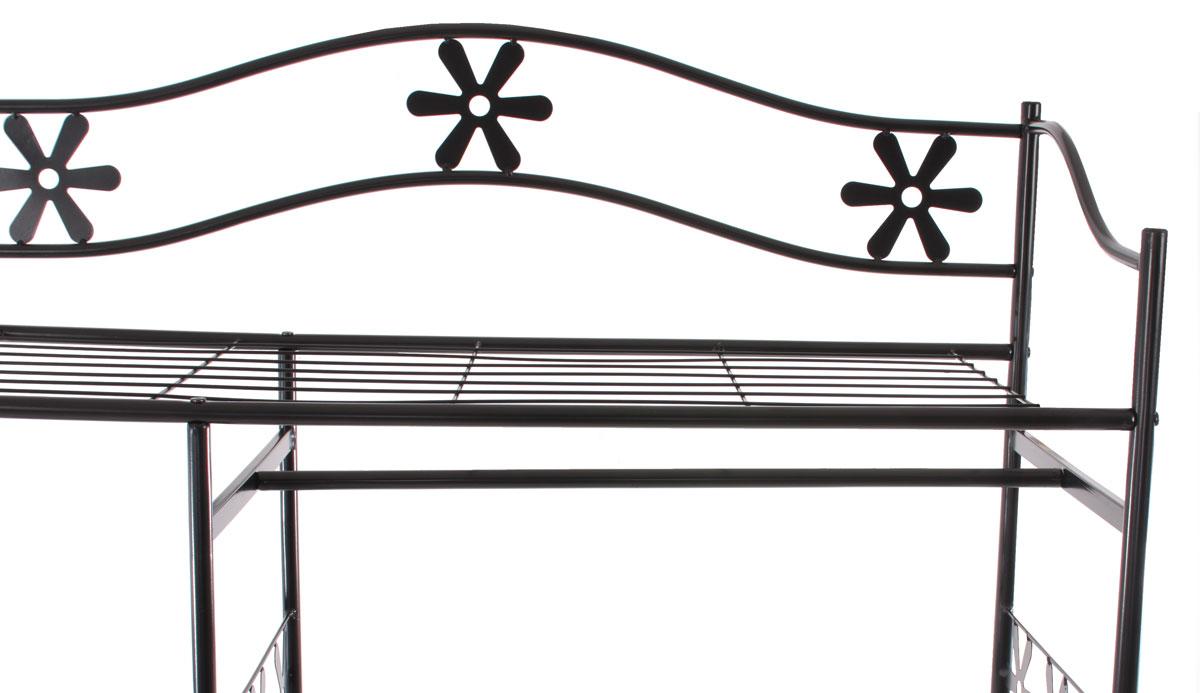 metall garderobe genf garderobenst nder metall regal kaufen bei mendler vertriebs gmbh. Black Bedroom Furniture Sets. Home Design Ideas