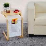Beistelltisch T410, Holztisch Wohnzimmertisch