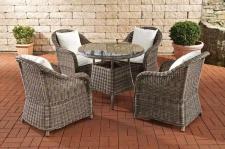 Luxus Sitzgruppe, Sitzgarnitur, Gartengarnitur Farsund