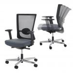 Profi Bürostuhl Belfast, Schreibtischstuhl Drehstuhl, ergonomisch