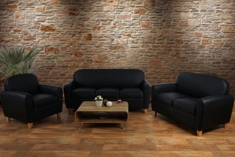 3-2-1 Sofagarnitur Malmö T377, Couch, Retro