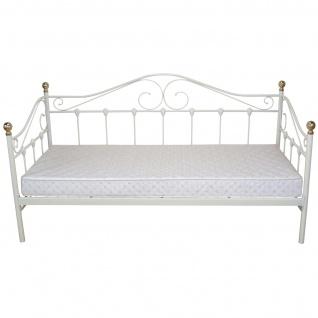 metall bett g nstig sicher kaufen bei yatego. Black Bedroom Furniture Sets. Home Design Ideas