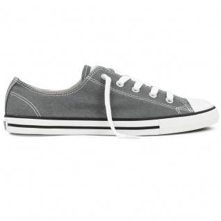 Converse Damen Schuhe CT Dainty Ox Grau 532353C Sneakers Chucks 37, 5