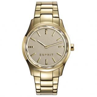 Esprit ES108842002 esprit-tp10884 gold Uhr Damenuhr Edelstahl gold