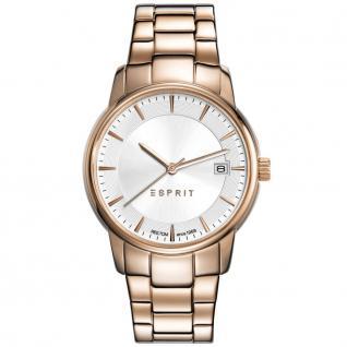 Esprit ES108382002 esprit-tp10838 rosé gold ladies Uhr Datum rosé