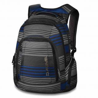"Dakine 8130030-Skyway 101 Pack Schwarz Blau Laptop 15"" Rucksack Schule"