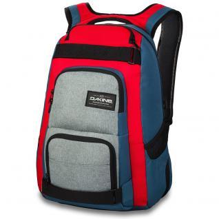 "Dakine 8130020-Alberta Duel Blau-Grau Laptop 14"" Rucksack Schule 26L"