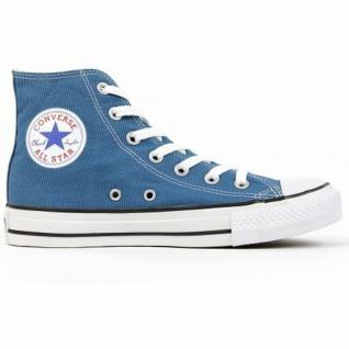 Converse Damen Schuhe All Star Hi Blau 136811C Chucks Sneakers Gr/36, 5