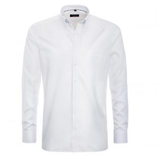 Eterna Herrenhemd Langarm Comfort Fit Weiß XXL/46 Hemd 8100/00/E194