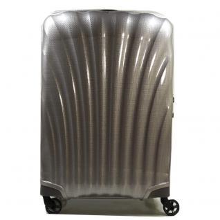 Samsonite 73352-1673 Cosmolite Spinner 81cm Grau Trolley Koffer 123 L