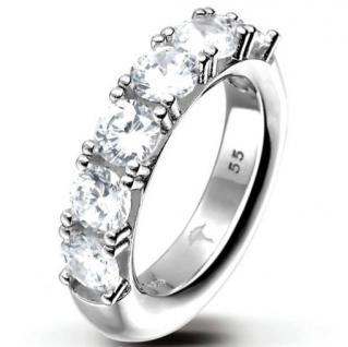 Joop JPRG90548A Damen Ring Silber Angelina mit Zirkonia weiß Gr.59