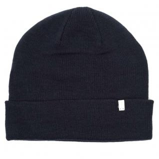 Esprit 113EA1P020-E406 Fine Rib Blau Wintermütze Mütze Beanie