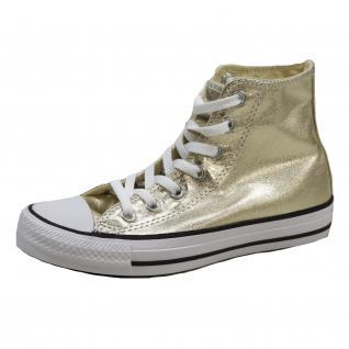 Converse Damen Schuhe All Star Hi Gold 153178C Sneakers Gr. 37, 5