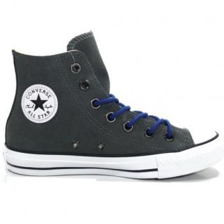 Converse Schuhe All Star Hi Suede Grau 132119C Sneakers Gr. 36, 5