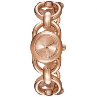 Esprit ES106802003 lorro rosegold Uhr Damenuhr vergoldet rose