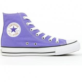 Converse Damen Schuhe All Star Hi Blau 136560C Chucks Sneakers Gr/36, 5