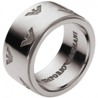 Emporio Armani EG3029 Damen Ring Sterling-Silber 925 50 (15.9)