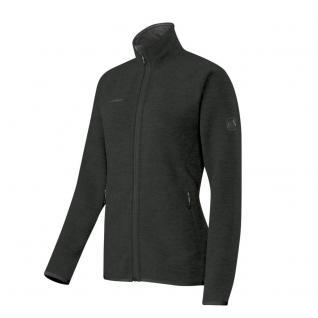 Mammut Jacke Damen Arctic Jacket Grau Funktionsjacke Fleece XXL